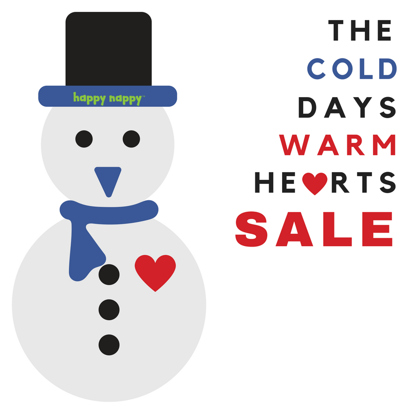 Cold Days Warm Hearts sale